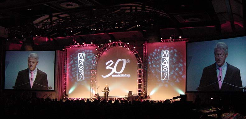 Invite a President.  sc 1 st  Ambient Stage Lighting & Ambient/Dallas Stage Lighting